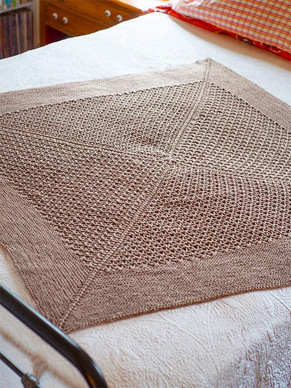 Blanket Blossfeldt. 2