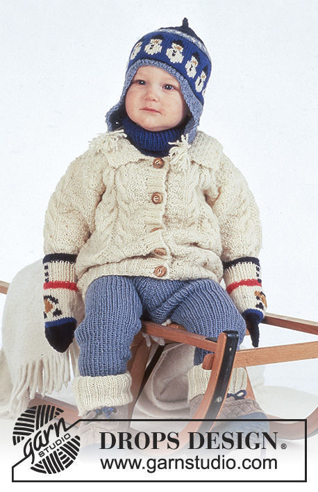 Girls and boys (children, toddler) coat (jacket) Riding Snowman ...