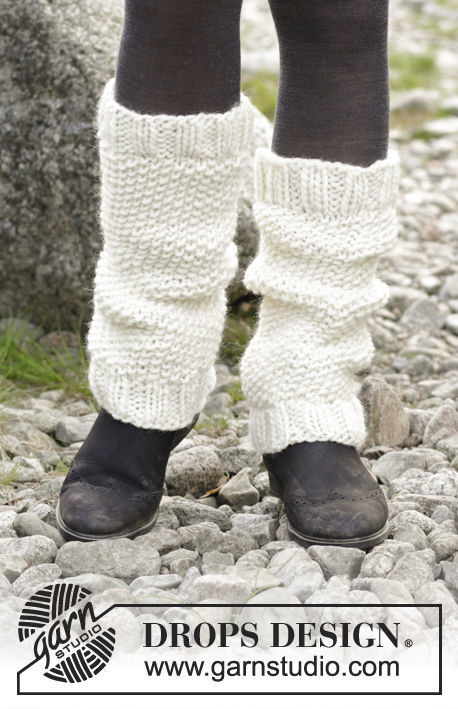 Girls and women's legwarmers Be a Lamb. Free knitting pattern (video tutorial, written pattern).