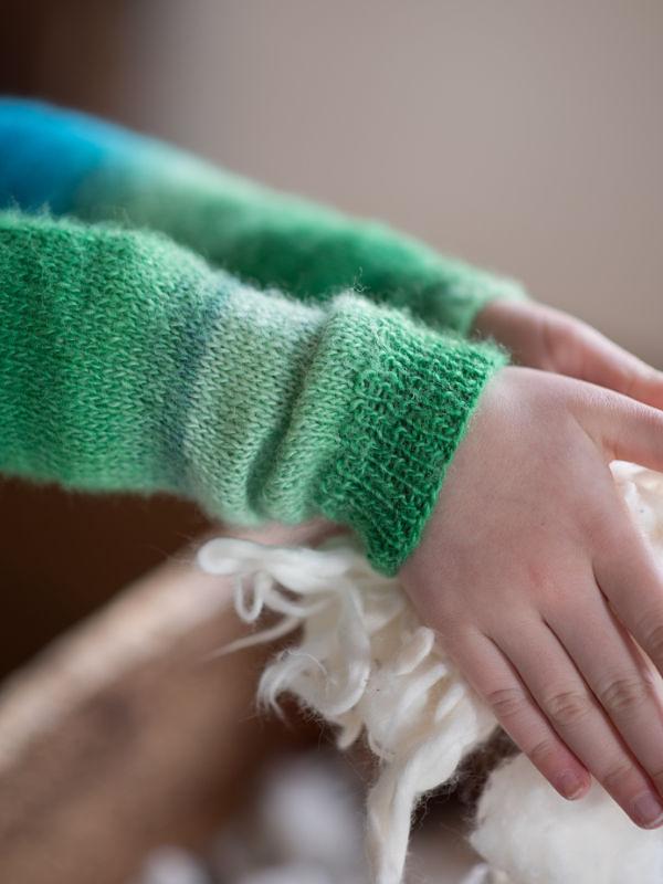 Unisex (children, baby) sweater Jesse. 3