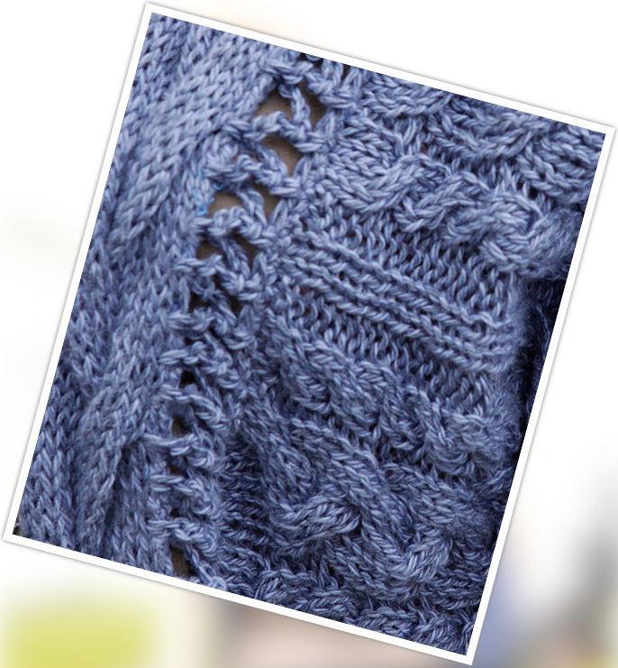 Easy Knitting Patterns For Kids : Womens knit cardigan Alder. Free pdf pattern (kimono, cables).