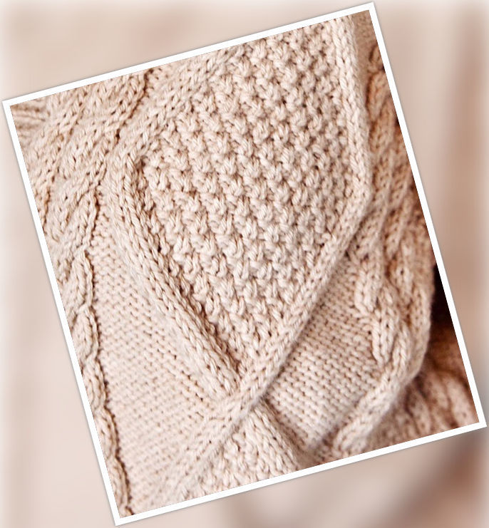 Easy Knitting Patterns For Kids : Womens knit cardigan Alexi. Free pattern (cables).