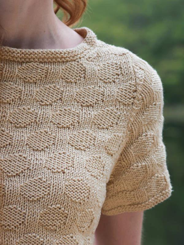Women's knit sweater Eastman. 3