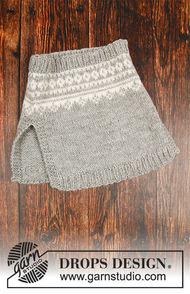 Boys and men's knit collar Narvik Set