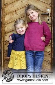 Easy girls (toddler, children) pullover Cherry Cuddler 2