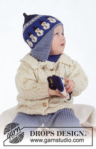 Girls and boys (children, toddler) coat (jacket) Riding Snowman