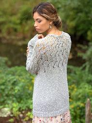 Girls and women's pullover Lisette. 2