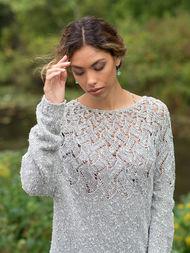 Girls and women's pullover Lisette. 3