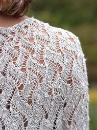 Girls and women's pullover Lisette. 4