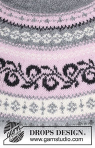 Girls (teen) and women's pullover Telemark 1
