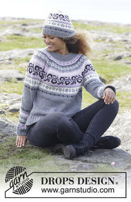 Girls (teen) and women's pullover Telemark