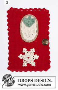 Hanging ornament Advent Calendar Doors 1