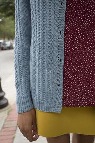 Knit cardigan Watson 1