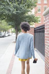 Knit cardigan Watson