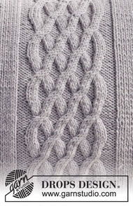 Knit pillow Norfolk