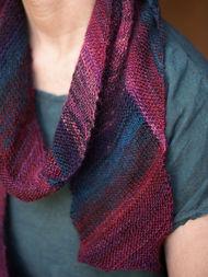 Knit scarf Dillwyn. 3
