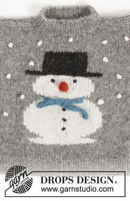 Pullover Frosty's Christmas Kids
