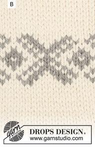 Unisex (adult, teen) knit pullover Nordkapp 2