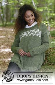 Unisex (adult, teen) knit pullover Nordkapp