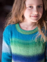 Unisex (children, baby) sweater Jesse. 2