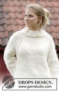 Unisex knit pullover Elise
