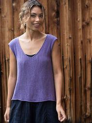 Women's and girls knit sleeveless top Marsh. 1