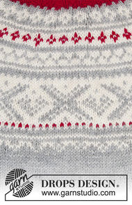 Women's and girls pullover Narvik