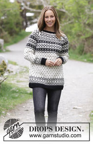 Women's and girls (teen) knit pullover Telegram For Her
