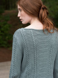 Women's knit pullover Carra. 2