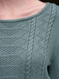 Women's knit pullover Carra. 4
