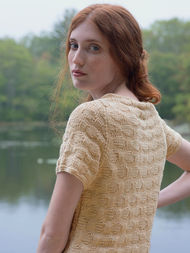 Women's knit sweater Eastman. 2