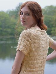 Women's knit sweater Eastman. 2