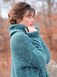 Women's sweater Perdita. 2