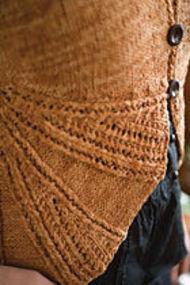 Women's vest Ellis