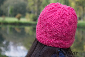 """Zigzag"" free knitting pattern"