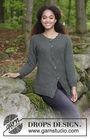 Teen knit cardigan Woodland Walk Jacket. Free pattern (raglan; textured).